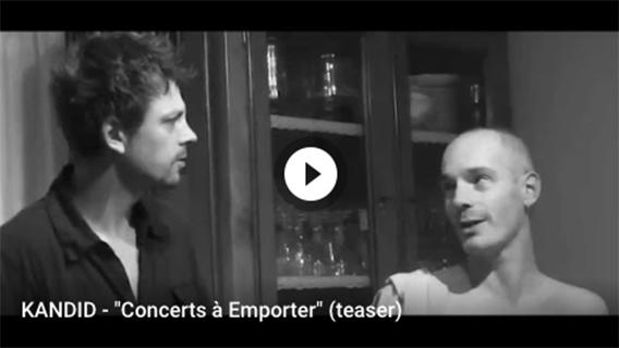 Concerts à Emporter (teaser)